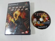 Ghost Rider PlayStation 2 PS2 **TESTED AND WORKING**