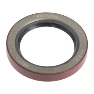 National 450316 Manual Transmission Output Shaft Seal Replacement ...