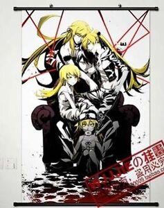 Anime-Poster-Home-Decor-Wall-Scroll-Bakemonogatari-Oshino-Shinobu-60-90cm