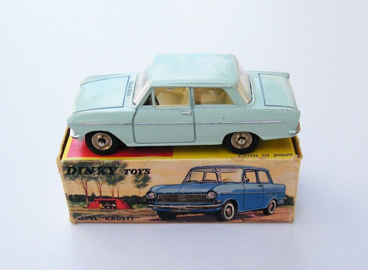 French Dinky Toys 540 Opel Kadett Original VNMB