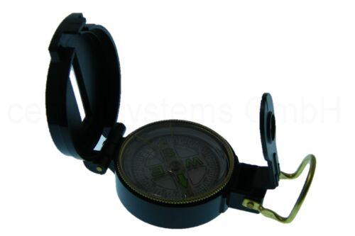 Sat Peil Kompass Kompass mit Drehkranz sowie Kimme mit Lupe und Visierdraht