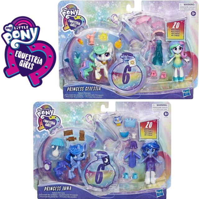 My Little Pony Princess Celestia Cadance Luna Queen Chrysalis Nightmare Mlp Toy For Sale Online Ebay