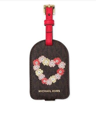 Michael Kors Koffer-Anhänger Taschen-Anhänger Tasche Koffer Schlüssel