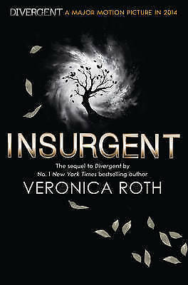 1 of 1 - Insurgent by Veronica Roth