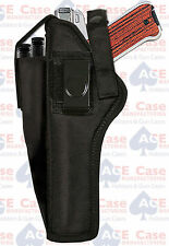 "Side Holster Smith & Wesson 22A, 22S, 41 w/5.5"" barrel ***100% MADE IN U.S.A.***"