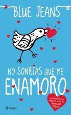 No sonrias que me enamoro (Spanish Edition)-ExLibrary
