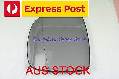 LEFT PASSENGER SIDE MIRROR GLASS FOR MERCEDES BENZ VITO 2004-2011