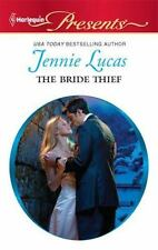 The Bride Thief (Harlequin Presents), Jennie Lucas, 0373129653, Book, Acceptable