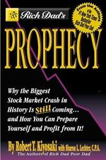 Rich Dad's Prophecy: Why the Biggest Stock Market Crash in History Is-ExLibrary