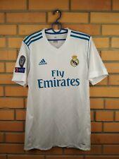 Real Madrid Jersey Player Issue 2018 Adizero M Shirt adidas B31097 Ig93