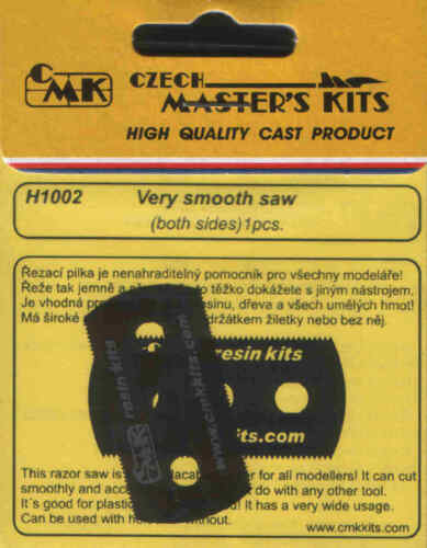 CMK Very Smooth Saw # H1002