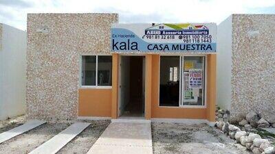 Casas en Venta en Fraccionamiento Urbano Ambiental Ex Hacienda Kalá, Campeche, Campeche