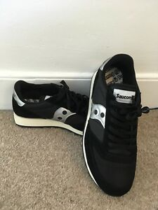 Saucony-Jazz-Black-And-Silver