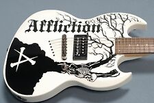 ESP Viper Guitar - AFFLICTION CLOTHING Custom LTD Special Edition - RARE - NEW