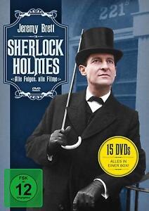 Jeremy Brett - Sherlock Holmes Todos Capítulos + Juego de Cine Serie de Tv 15
