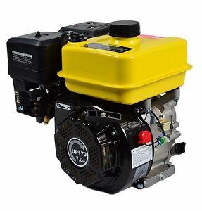 S L on Ironton 208cc Ohv Horizontal Engine