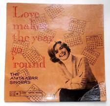 Anita Kerr Singers Love Makes The Year Go Around Sesac AD93 45rpm EP Promo VG+