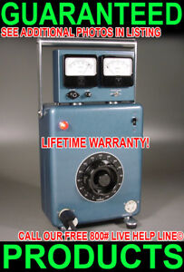 NEW-CUSTOM-MADE-ONE-OF-A-KIND-GENERAL-RADIO-0-280V-25AMP-7KW-DUAL-METERED-VARIAC