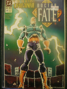 Dr-Fate-Comics-not-a-complete-run-6-and-18-21-and-23-29-and-36