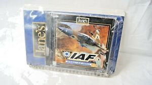 Jane-039-s-Combat-Simulations-IAF-Israeli-Air-Force-PC-Computer-Game-CD-Sealed