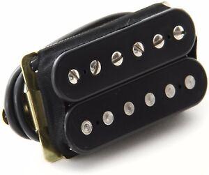 Schema Collegamento Humbucker Di Marzio : Nuova dimarzio dp155 colore zone humbucker pickup chitarra nero