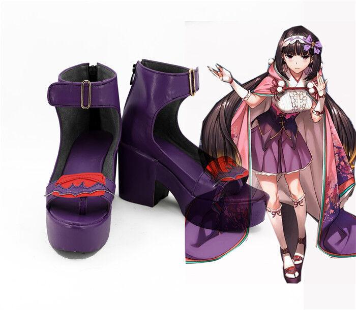 Fate Grand Order FGO FGO FGO Osakabehime Assassin Cosplay Schuhe Kostüm schuhe Costume  | Diversified In Packaging  | Feine Verarbeitung  | Mittel Preis  | Verrückter Preis, Birmingham  | Viele Stile  ab7cff