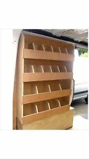 Ford Transit Custom Van Racking Ply Lining Storage Please State SWB OR LWB