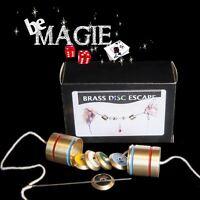 Brass Disc Escape - Mentalisme - Tour De Magie