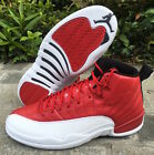 Nike Air Jordan Retro XII 12 ALTERNATE Gym Red White Cherry 130690-600 Men&GS