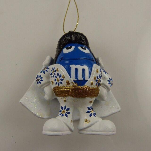 Elvis  M & M  holiday ornament Christmas ornament Kurt S. Adler