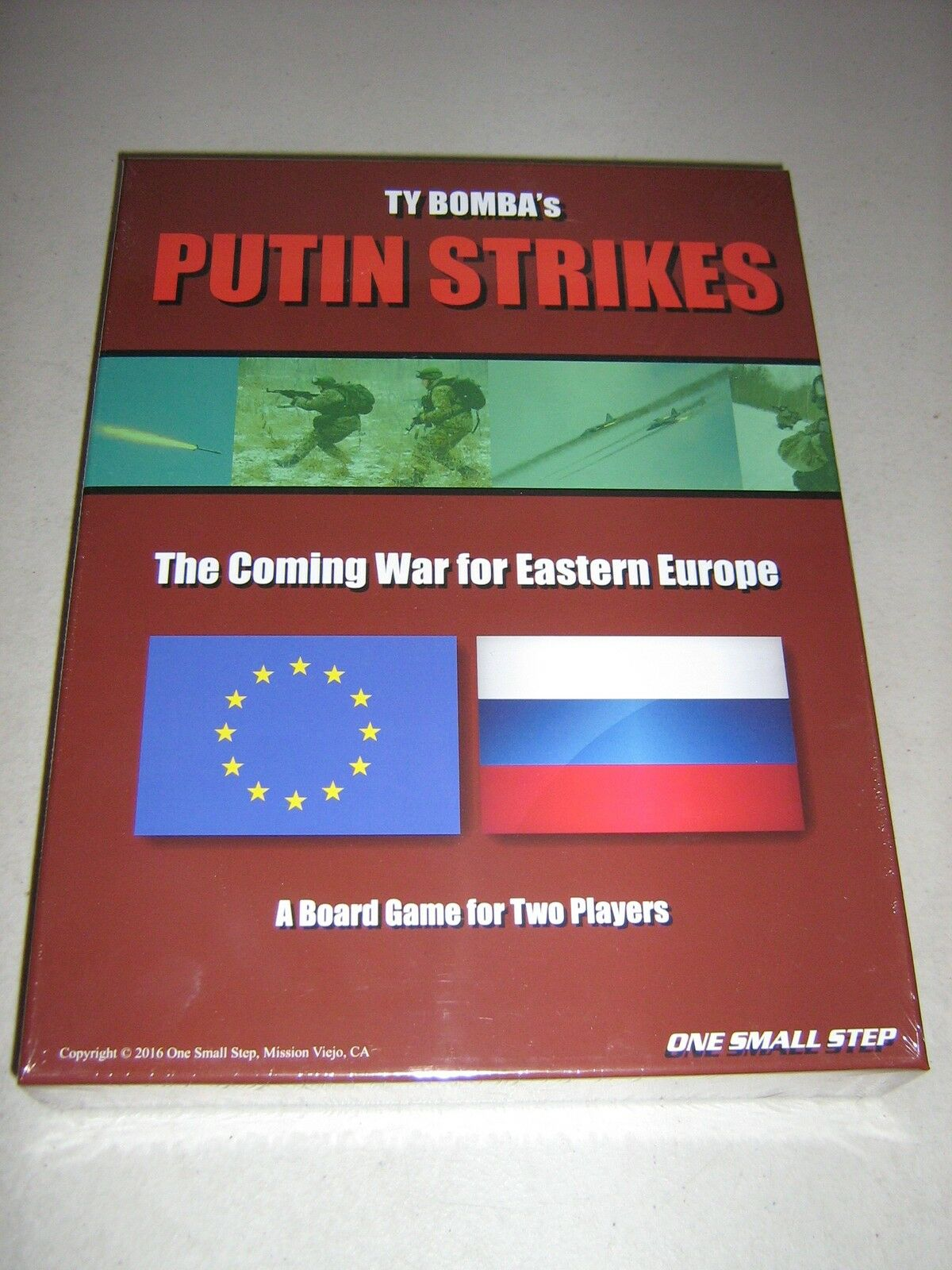 Putin Strikes  The Coming War for Eastern Europe (New)