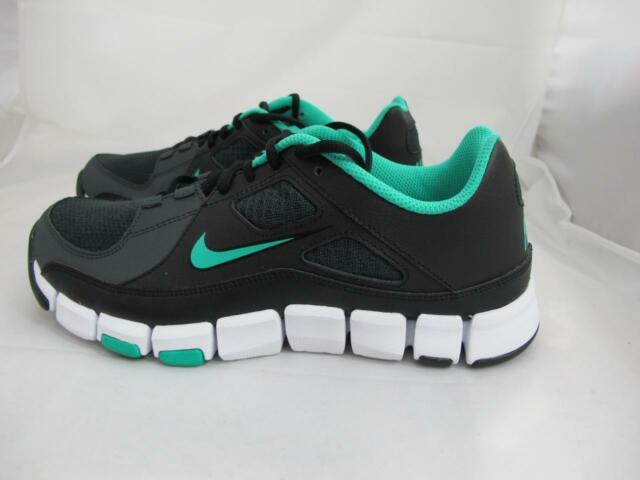 6c7f302bba027 Nike Flex Show TR Running Training Shoes Size 10 Black Green   Grey ...