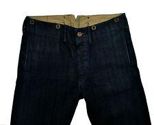 RRL Buckleback Selvedge Indigo Denim Trouser 31 x 30 Boss Clyde Chino Jeans PRL