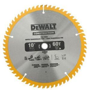Dewalt 10 inch circular saw blade 2 pack blades wood plywood cutting image is loading dewalt 10 inch circular saw blade 2 pack keyboard keysfo Gallery