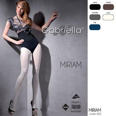 Gabriella Strumpfhosen  MIRIAM  60 den , FA 483 Size S -L