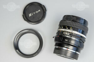 READ-Nikon-NIKKOR-50mm-f-1-8-AI-s-MF-Prime-Lens-Micro-Four-Thirds-MFT-Adapter