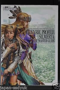 JAPAN-Valkyrie-Profile-2-Silmeria-The-Master-Guide