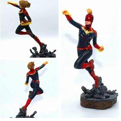 Endgame Carol Danvers 1//6 Scale Action Figure New 26cm HC Toy The Avengers