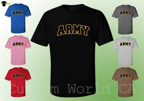 Men T-Shirt Army Hero Soldier T-Shirt Army New Design Top Quality Clothes
