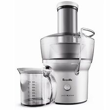 Breville BJE200XL Compact Juice Foutain 700W Juicer Extractor Refurbished