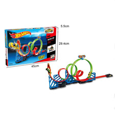 Hot Wheels Rennbahn Energy Trackset mit Looping und 1 Autos Hot Wheels Bahn