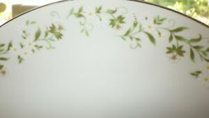Fine China Dinnerware set in Rambling by MIKASA service for 4 starter set 16 pc