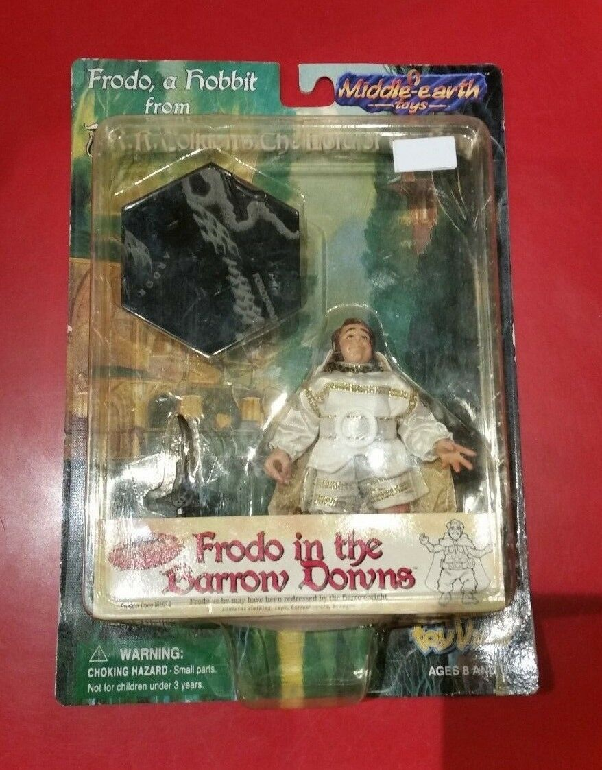 The Lord of the Rings - Middle Earth Toys - FRODO (Toy Vault) EXCLUSIVE