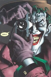 ABSOLUTE BATMAN THE KILLING JOKE HC / JOKER STORY / BRIAN BOLLAND ART