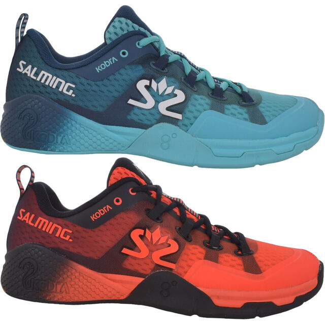 Trainers Indoor Squash Badminton Training 2 Court Kobra Mens Shoes Salming SVzqMpU