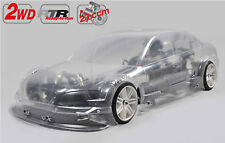 FG Modellsport New Sportsline 2WD Audi A4 DTM 23 ccm unlackiert RTR # 164149R