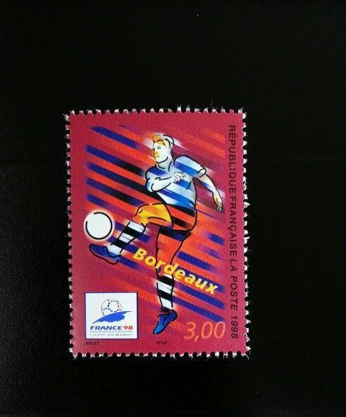 1998 France World Cup Soccer Championships, Bordeaux Sc