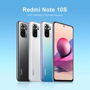 Xiaomi Redmi Note 10S 6Go 128Go Smartphone AMOLED Dual SIM Version Globale NO