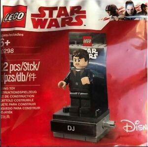 LEGO-STAR-WARS-DJ-de-The-Last-Jedi-40298-BNIP