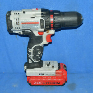 Porter-Cable-PCC601-20V-MAX-1-2-2-Speed-Lithium-Ion-Drill-Driver
